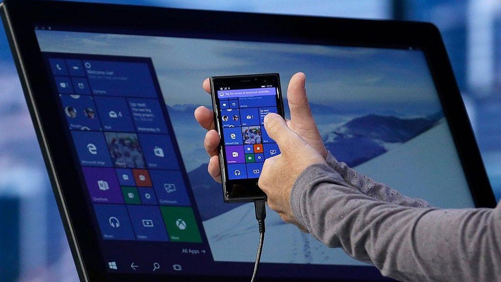 Smartphones que actualizarán a Windows 10 Mobile 31