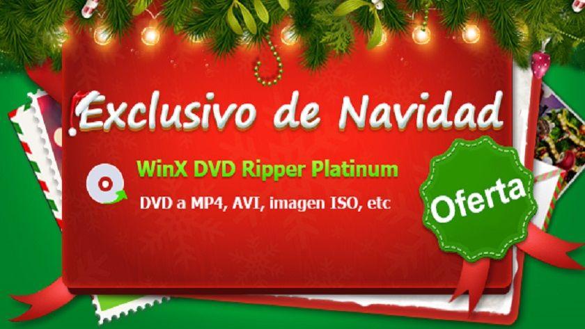 MuyComputer te invita a conseguir gratis WinX DVD Ripper Platinum para Windows 10/8/7 30