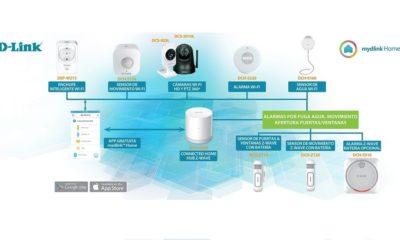 D-Link presenta oficialmente nuevas soluciones de domótica 103