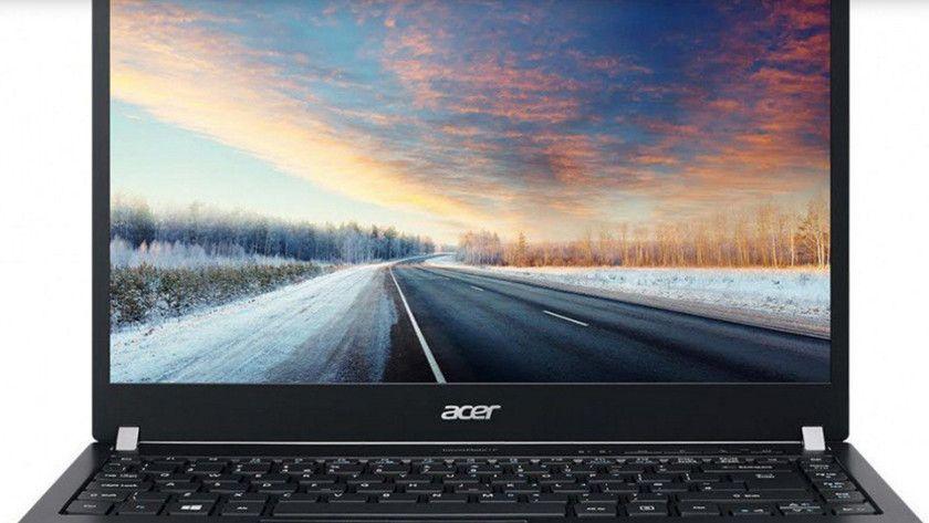 Acer presenta el primer portátil con Wi-Fi ad 30