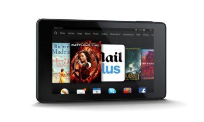 ¿Quieres ganar una tablet Kindle Fire HD 6? 64