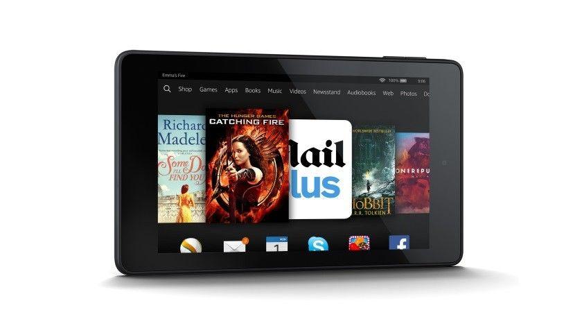 ¿Quieres ganar una tablet Kindle Fire HD 6?