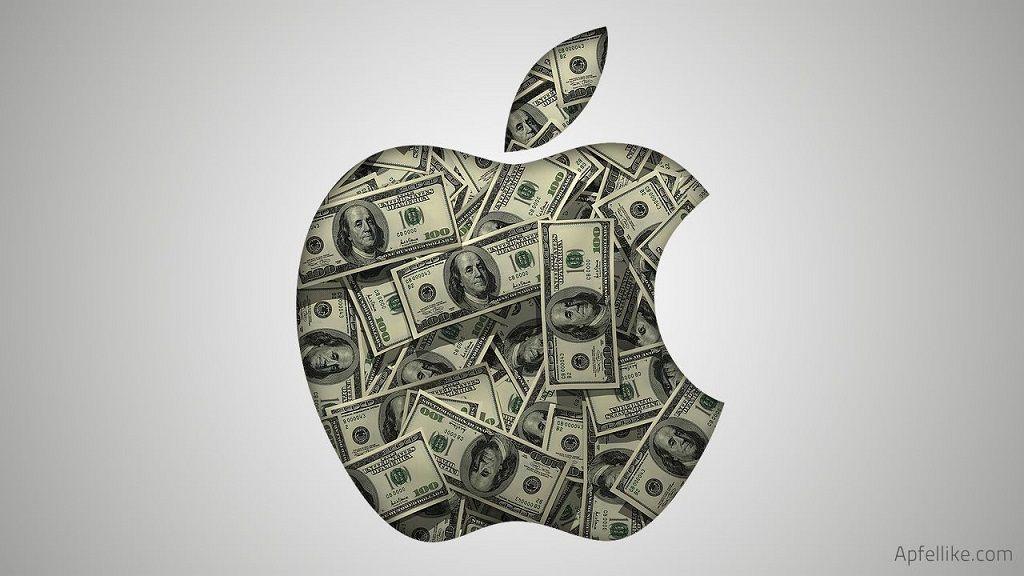 Apple podría tener que pagar 8.000 millones de dólares en impuestos 28