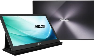 Asus también debuta en los monitores USB Type-C