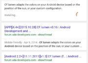 Buscando una aplicación desde la app de Google para Android 01