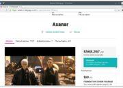 Campaña del fan film de Star Trek en Indiegogo