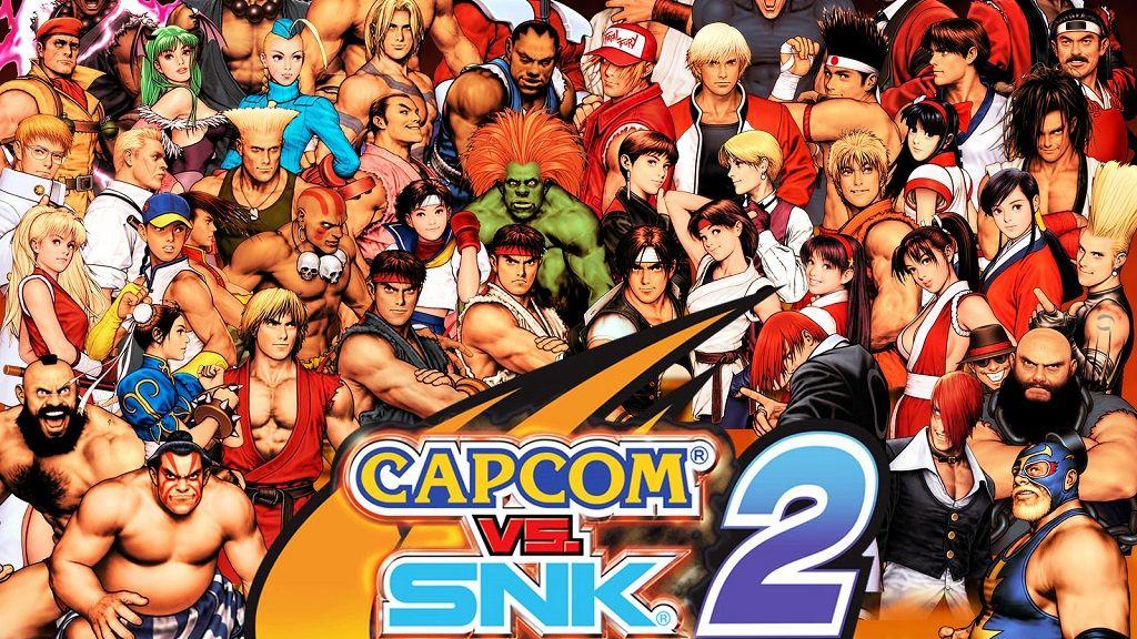 Capcom vs SNK y Rival Schools podrían volver 27