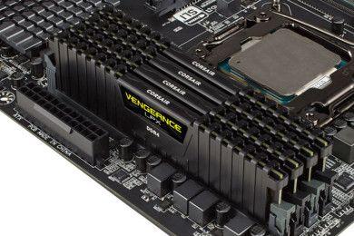 Corsair presenta las DDR4 más rápidas del mercado