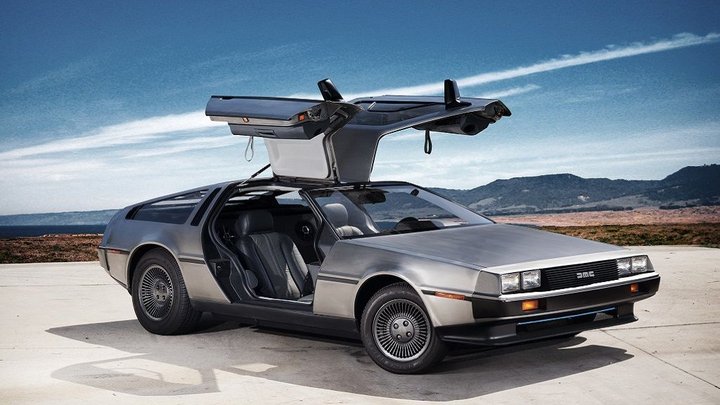 El DeLorean volverá al mercado en 2017 con nuevas unidades 30
