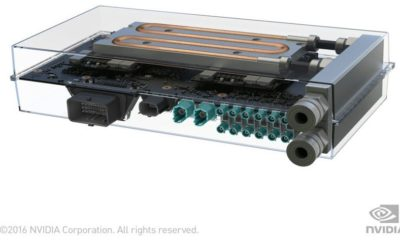 "NVIDIA Drive PX2, ""supercomputadora"" para coches autónomos 69"