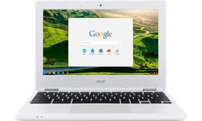 El nuevo Acer Chromebook 11 está disponible por 180 dólares