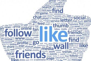 La mayoría de tus amigos en Facebook no se preocupan por ti