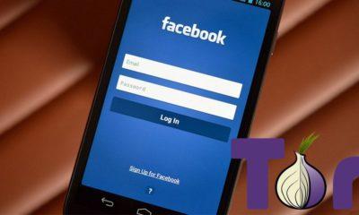 Facebook para Android recibe soporte experimental para Tor