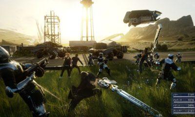 Final Fantasy XV muestra su sistema de combates 120