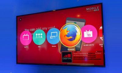 Firefox OS será el sistema de los Smart TV de Panasonic