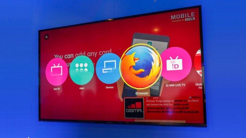 Panasonic mantiene su apuesta por Firefox OS