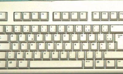 Francia estudia cambiar el teclado AZERTY