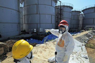 Conoce a los robots que limpiarán la central de Fukushima