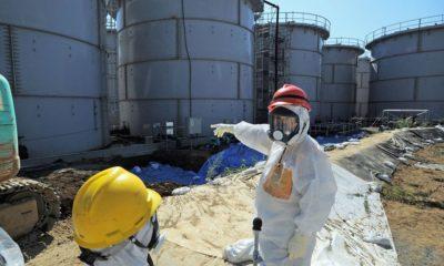 Conoce a los robots que limpiarán la central de Fukushima 44