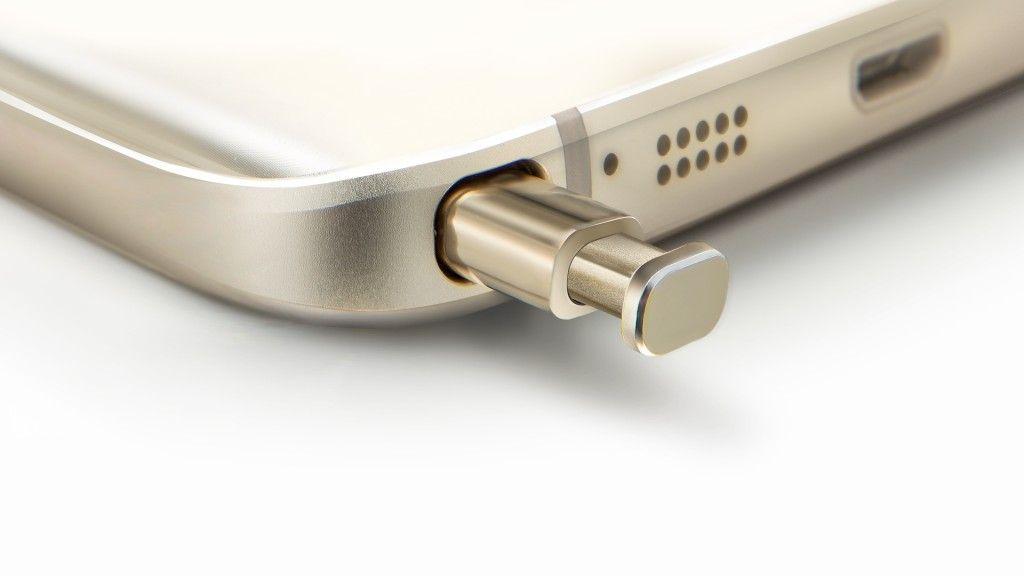 Samsung corrige el problema de inserción del stylus en el Galaxy Note 5 32
