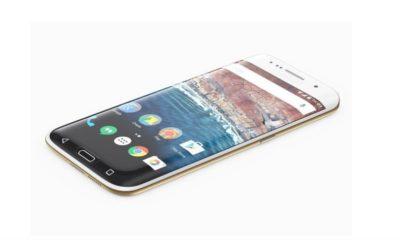Bonito diseño conceptual del Galaxy S7 128