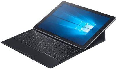 Galaxy TabPro S, 2 en 1 Samsung con Windows 10 34