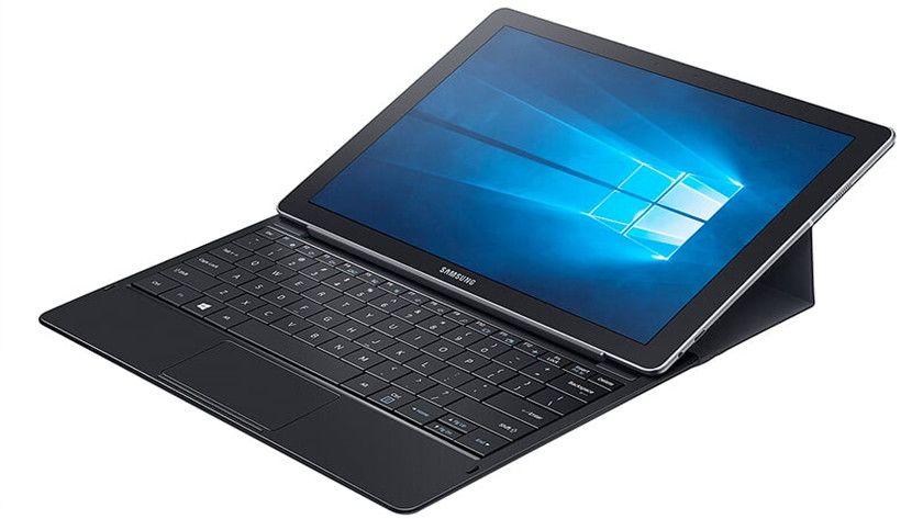 Galaxy TabPro S, 2 en 1 Samsung con Windows 10 29