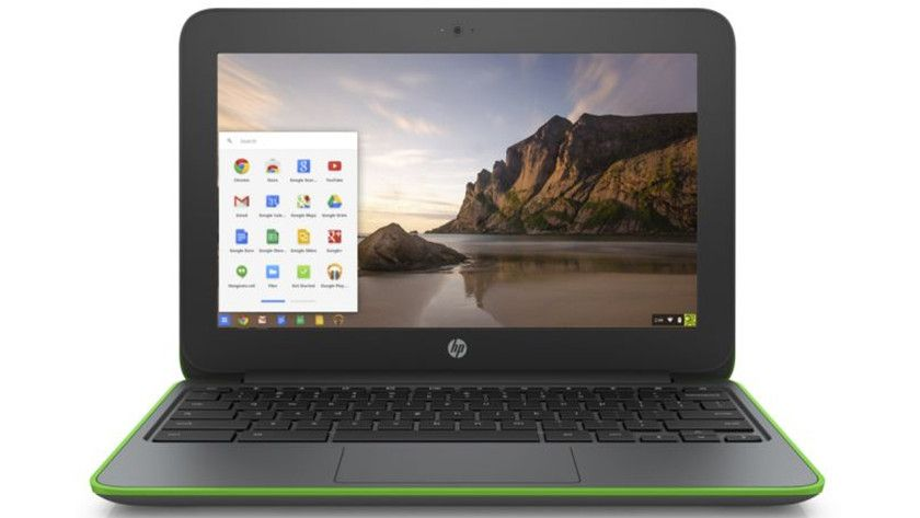 HP presenta Chromebook G4 para el sector educativo