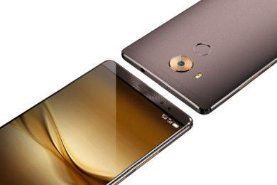 Huawei presenta su smarphone gigante Mate 8