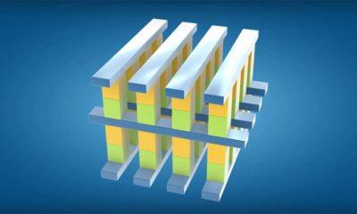 Intel muestra módulo de 6 TB bajo DDR4 34