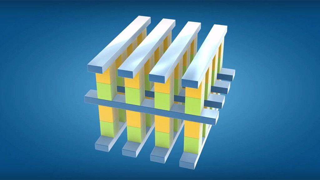 Intel muestra módulo de 6 TB bajo DDR4 29