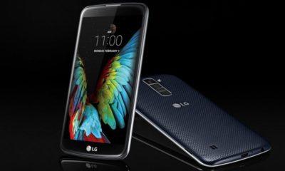 LG apuesta por la gama media de smartphones con la serie K 79