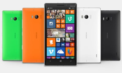 Microsoft podría lanzar una funda con pantalla secundaria para sus Lumia 105