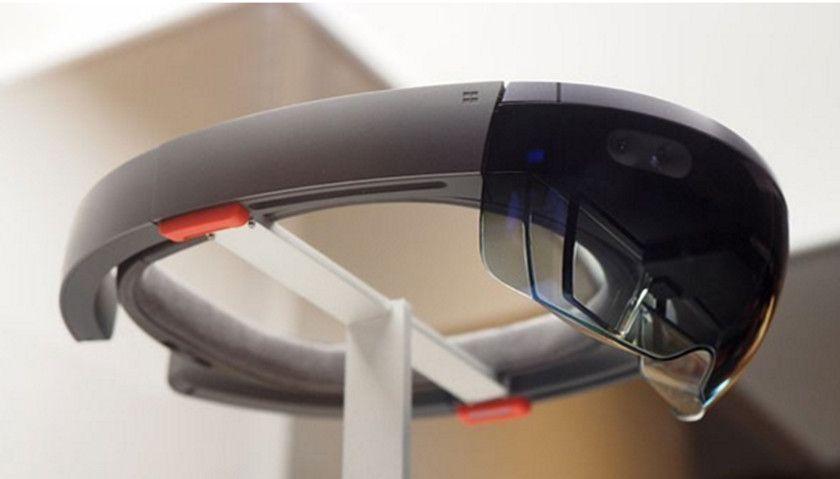 Microsoft HoloLens será inalámbrico y con 5,5 h de autonomía 28