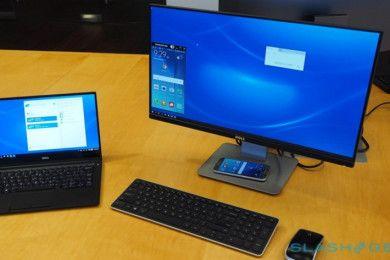 Monitores Dell, 4K y carga inalámbrica para móviles