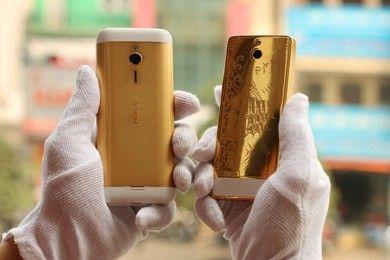Nokia 230 con oro de 24 quilates, un lujo asequible