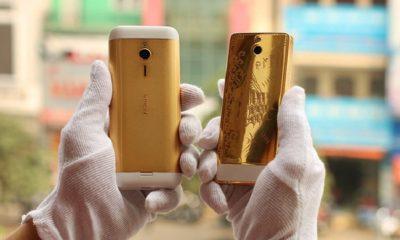 Nokia 230 con oro de 24 quilates, un lujo asequible 28