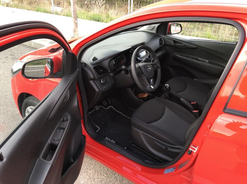 Opel Karl, el utilitario