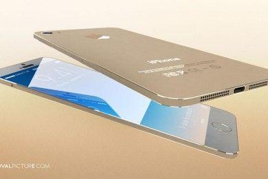 Así podría ser el iPhone 7 de Apple