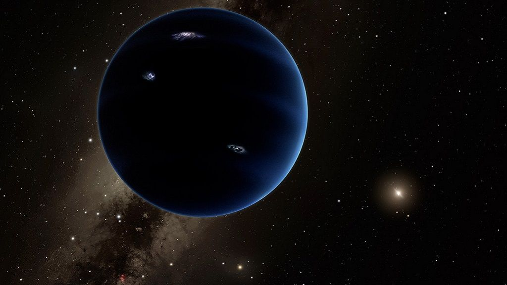 Podríamos haber descubierto el noveno planeta del sistema solar 33