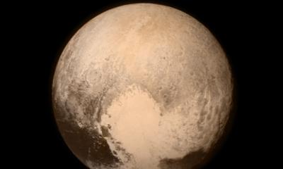 Avistan posibles volcanes de hielo en Plutón 80