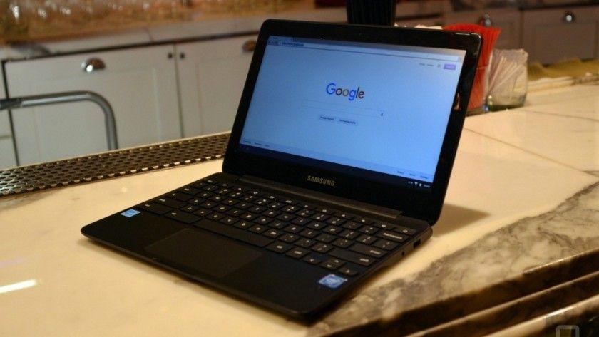 Samsung presenta el Chromebook 3