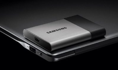 Nuevo SSD externo Samsung de 2 TB USB Type-C 91