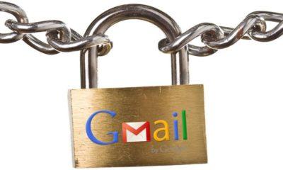 seguridad de Gmail