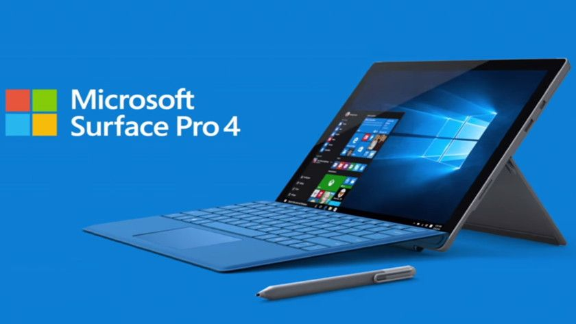 Gran crecimiento de los Surface de Microsoft