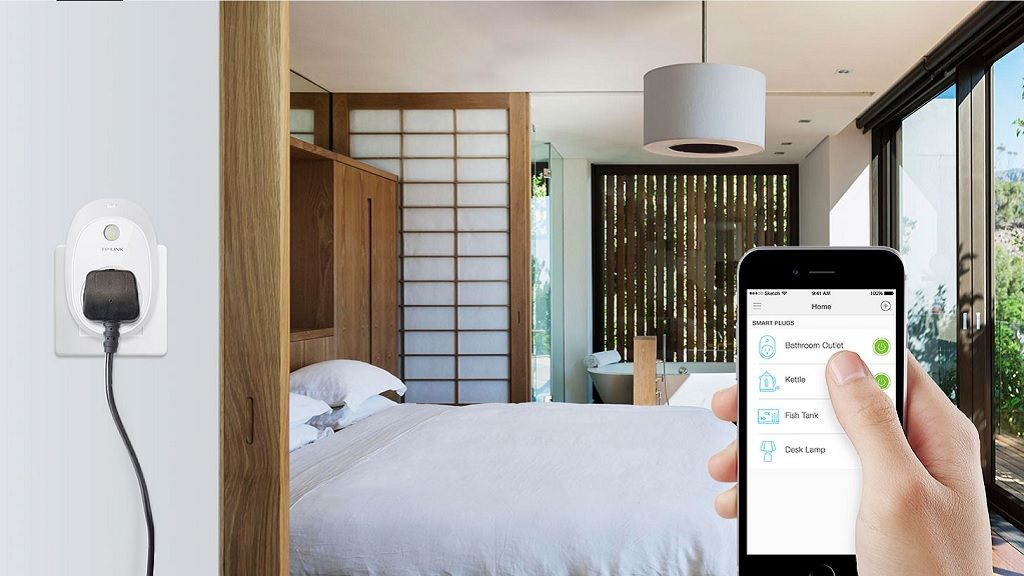 TP-LINK presenta el Smart Home HS110 31