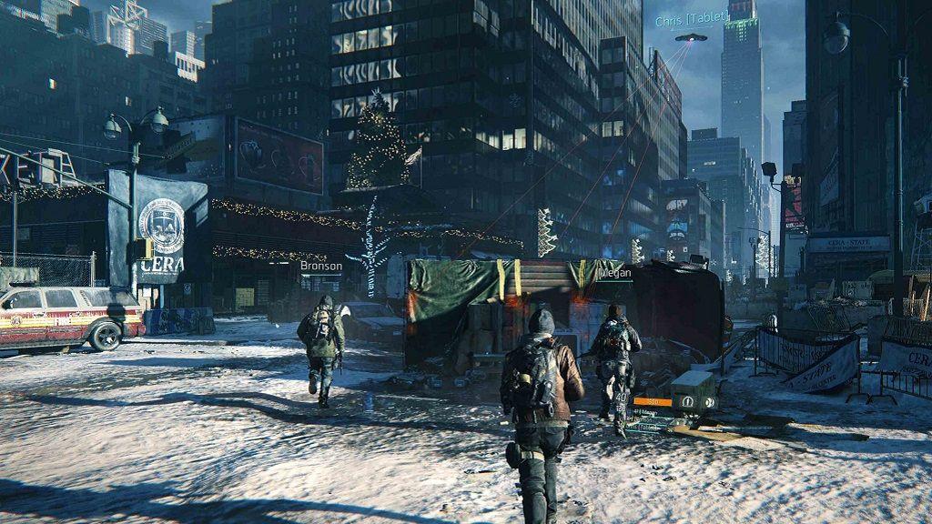 The Division tendrá efectos de luz realistas en PC 28