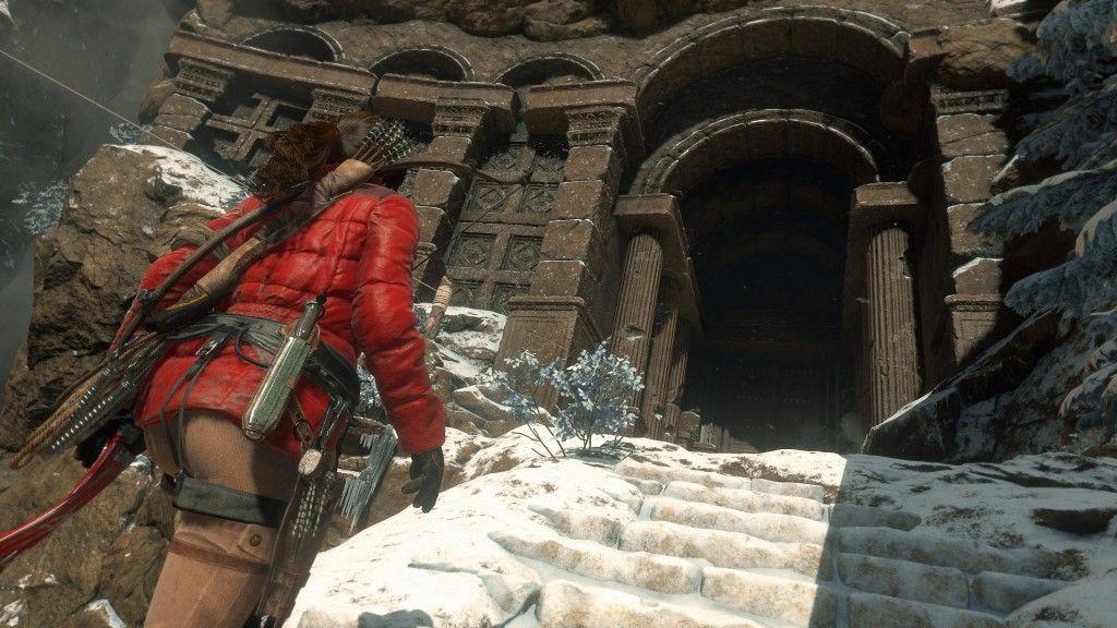 NVIDIA recomienda una GTX 970 para Rise of the Tomb Raider 32