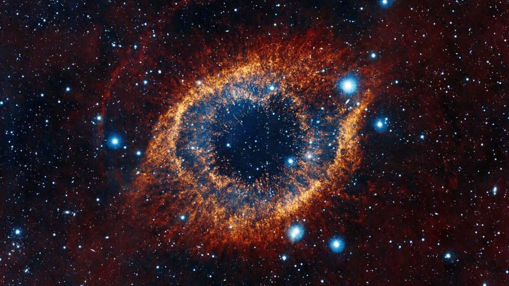 El universo conocido en una sola imagen - MuyComputer