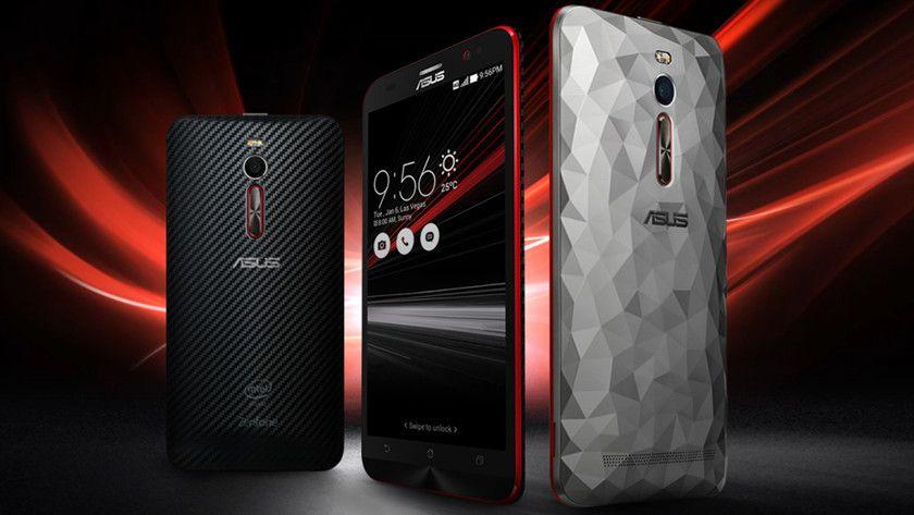 ASUS ZenFone 2 Deluxe, el móvil más potente con Intel